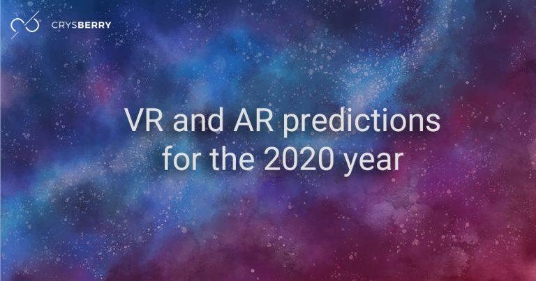 vr ar predictions